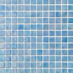 Iris Azur | Mosaïques verre | Ezarri