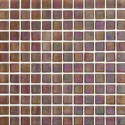 Iris Cobre | Glas Mosaike | Ezarri