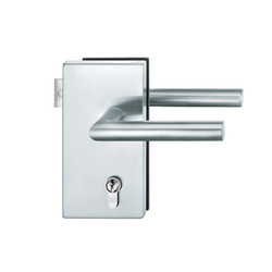 FSB 1076 Glass fitting | Handle sets for glass doors | FSB