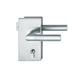 FSB 1078 Glass fitting | Handle sets for glass doors | FSB