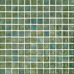 Iris Green Pearl | Recycled glass | Ezarri