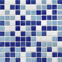 Iris Oasis | Glass mosaics | Ezarri