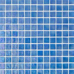 Iris Ocean | Mosaïques verre | Ezarri