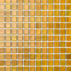 Metal Aurum | Mosaïques en verre | Ezarri