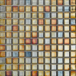 Metal Oxido | Mosaïques verre | Ezarri