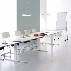 Reihe CN Konferenztischanlage | Conference table systems | ophelis