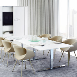 CN Series Conference table | Mesas contract | ophelis