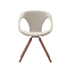Up chair I 907 UPH | Visitors chairs / Side chairs | Tonon