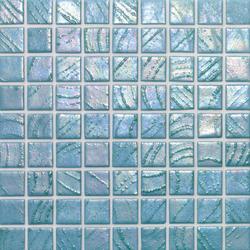 Vulcano Irazu | Glass mosaics | Ezarri