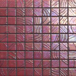 Vulcano Mauna Loa | Glass mosaics | Ezarri