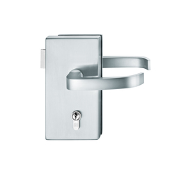 FSB 1163 Glass fitting | Handle sets for glass doors | FSB