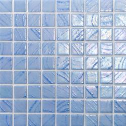 Vulcano Stromboli | Mosaici vetro | Ezarri
