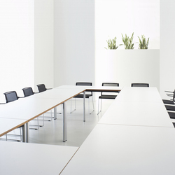 Z Series Conference table system | Mesas de conferencias | ophelis