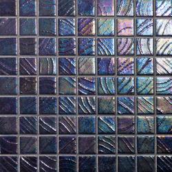 Vulcano Vesubio | Mosaïques en verre | Ezarri