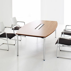 Z Series Meeting table | Meeting room tables | ophelis