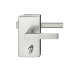 FSB 1222 Glass fitting | Handle sets for glass doors | FSB