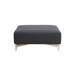 Passion pouf | Modular seating elements | Softline A/S