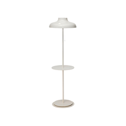 Bolero floor lamp medium w table | Iluminación general | RUBEN LIGHTING
