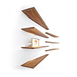 10°/Mensola | Wall shelves | Molteni & C