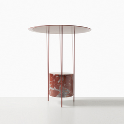 Panna Cotta | Side tables | Molteni & C
