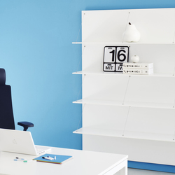 Shelving system pan | Office shelving systems | ophelis