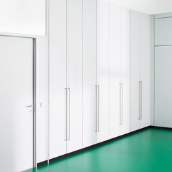 Dividing cabinet aluminium | Partitions | ophelis
