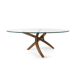 Fili d´erba 72 Wood | Dining tables | Reflex