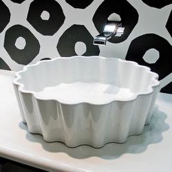 Doppio zero | Lavabos | Ceramica Flaminia