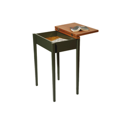 Patches table | Tables consoles | Judith Seng