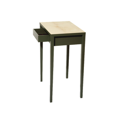 Patches table | Mesas consola | Judith Seng