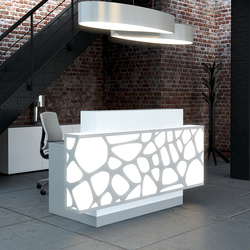 Organic | Reception desks | MDD