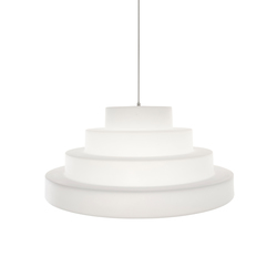 Cake Pendant lamp | General lighting | Studio Eero Aarnio