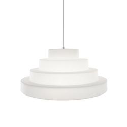 Cake Pendant lamp | Iluminación general | Studio Eero Aarnio