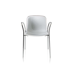 Troy Chair | Visitors chairs / Side chairs | Magis