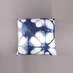 Tie & Dye Circles Marine | Cushions | Chiccham