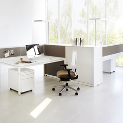 Q3 Series Desk | Individual desks | ophelis