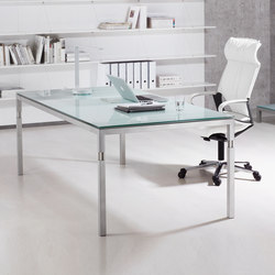 Q3 Series worktable | Escritorios individuales | ophelis