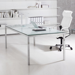 Q3 Series Desk | Escritorios individuales | ophelis