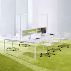 Q3 Series Office workstation | Desking systems | ophelis