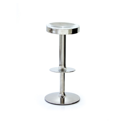 Sweet Stainless Steel Stool | Taburetes de bar | Magis