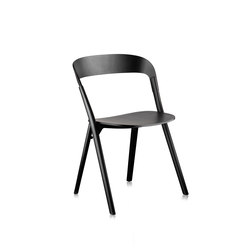 Pila Chair | Visitors chairs / Side chairs | Magis