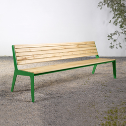 Bench on_08 | Bancs | Silvio Rohrmoser