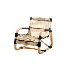 Curve Lounge Chair | Armchairs | Cane-line
