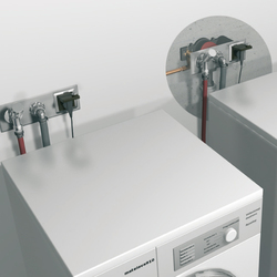 Washing machine/dishwasher traps | Plate drains | DALLMER