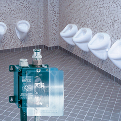 iQ 145 - the intelligent urinal control | Plate drains | DALLMER