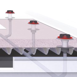 Siphonic roof drainage SuperDrain |  | DALLMER