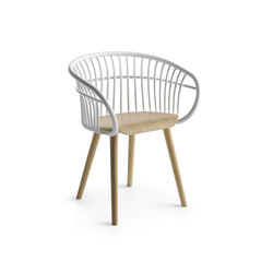 Stem P/4W | Chaises de restaurant | Crassevig