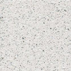 Silestone Stellar Snow / Blanco Stellar | Lastre minerale composito | Cosentino