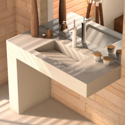 Silestone Bath Collection     Balance | Wash basins | Cosentino