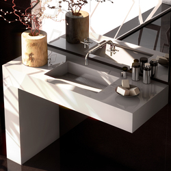 Silestone Bath Collection Equilibrium | Wash basins | Cosentino